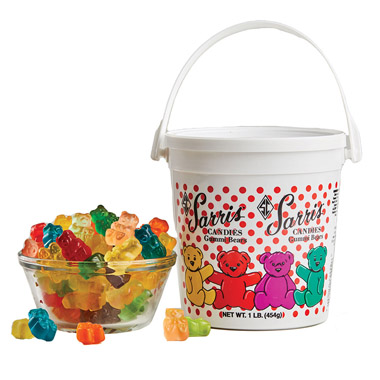 Gummi Bear Bucket