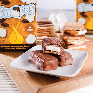 S'mores Box (6 Bars)