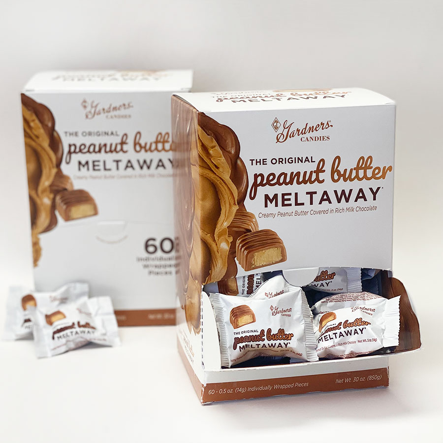 Gardners PB Meltaway Bite-Size Pieces (60 count)
